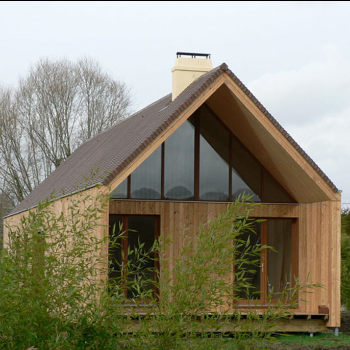 Cross Laminated Timber Clt Home